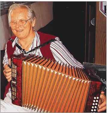 Gerda Brodersen from Kropp makes music